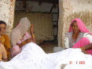 barmer women employment.