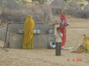 barmer women water